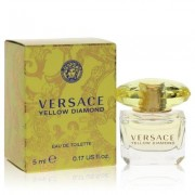 Versace Yellow Diamond For Women By Versace Mini Edt 0.17 Oz