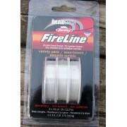 FireLine Blandad Förpackning - Crystal / Klar, 4, 6, 8 lb 1 förpackning