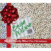 Video Delta Wilson,Brian - What I Really Want For Christmas - CD