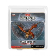 Dungeons and Dragons Attack Wing Wave Eight Brass Dragon Expansion Pack Game