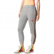 adidas Women's Stellasport Gym Sweatpants - Grey - XS/UK 4-6 - Grey
