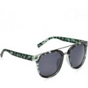 Daniel Klein Wayfarer Sunglasses(Black)