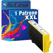 Tito-Express PlatinumSerie PlatinumSerie® 1 Cartridge XXL Yellow Compatible voor HP 934 XL 935 XL Office Jet Pro /HP OfficeJet Pro 6230 / 6800 / 6830/