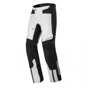 REV'IT! Defender Pro GTX pants, Gore-Tex® motorbroek heren, Grijs Zwart Kort