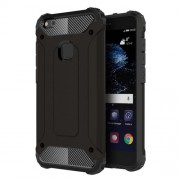 Huawei P10 Lite Magic Armor TPU + PC Combination Case(Black)