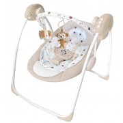 Ladida Babygunga Elegant and Comfy Baby Electric Swing