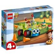 Woody si RC 10766 LEGO Disney Pixar Toy Story 4