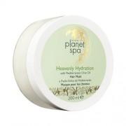 Avon Mască de hidratare cu ulei de masline pentru păr Planet Spa (Heavenly Hydration with Mediterranean Olive Oil Hair Mask) 200 ml