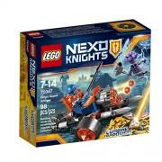 LEGO Nexo Knights King's Guard Artillery 70347 Building Kit (98 Piece)