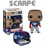 Funko Pop Victor Cruz New York Giants Nfl Home