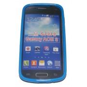 Силиконов гръб ТПУ за Samsung S7272 Galaxy Ace 3 Син