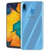 Case FortyFour No.1 Case - силиконов TPU калъф за Samsung Galaxy A40 (прозрачен)