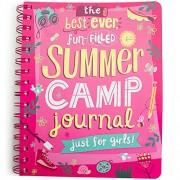 Peaceable Kingdom Best Ever Fun Filled Summer Camp Journal