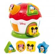 Clementoni igračka slaganje oblika Mickey i prijatelji