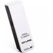 Adaptador USB Inalámbrico Tp-Link TL-WN821N 300 Mbps-Blanco