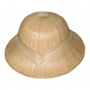 Merkloos Safari tropen helmen in beige - Verkleedhoofddeksels
