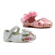 Beta Shoes T/A Shoe Fest £9.99 (from Shoe Fest) for a pair of girl's floral shoes!