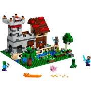 LEGO Minecraft 21161 Crafting láda 3.0