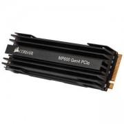 SSD диск Corsair Force MP600 series Gen4 NVMe (PCIe) M.2 2280, 1TB 3D TLC NAND, Aluminum Heatsink, CSSD-F1000GBMP600