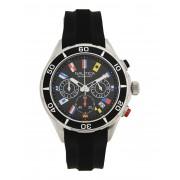 メンズ NAUTICA NAD16537G 腕時計 ブラック