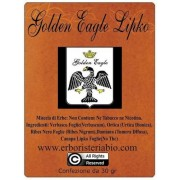 Golden Eagle Lipko Tabacco alle Erbe