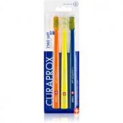 Curaprox 1560 Soft cepillo de dientes 3 uds accesorio para recortar las cejas 3 ud