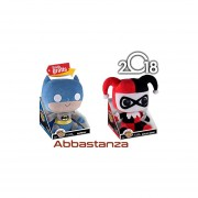 Peluche Harley Quinn y Batman Funko Pop Mega POP Plush