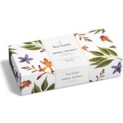 Cutie cu 10 de piramide de ceai Tea Forte Colectia Herbal Retreat