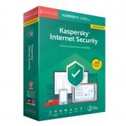 Kaspersky Internet Security 2019 3 Dispositivos 1 Ano Renovação