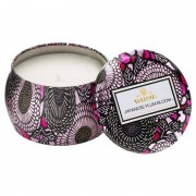 Voluspa Japanese Plum Bloom Decorative Tin Candle (25h)