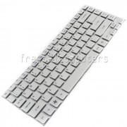 Tastatura Laptop Acer Aspire E1-472P argintie