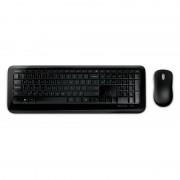 Kit tastatura si mouse Microsoft Wireless Desktop 850 Black
