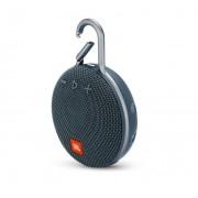 SPEAKER, JBL CLIP 3, ultra-portable, Bluetooth, Blue (JBLCLIP3BLU)