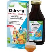 SALUS Pharma GmbH KINDERVITAL mit Calcium+D3 Tonikum Bio Salus 250 ml