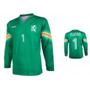 Nederlands Elftal Keepersshirt Cillessen Thuis 2014-2016 Lange Mouwen