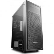 Carcasa pc , Deepcool , Chassis E/Shield Cooling channel ATX , negru