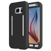 2 in 1 for Samsung Galaxy S7 / G930 Dual Control Sport Armband with Detachable Premium Silicone Case(Black)