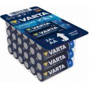 Baterii alcaline AA R6 Varta Long Life Power 1 5 V set 24 baterii