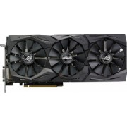 Placa video ASUS ROG Radeon RX 580 STRIX GAMING OC 8GB GDDR5 256-bit