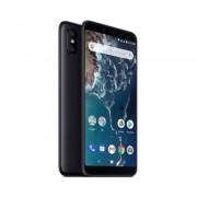"Xiaomi Telefono movil smartphone xiaomi mi a2 black 5.99""/ 32gb ram/ 4gb rom/ dual camera 12+20 mpx/ camara delantera 20 mpx/ 18:9 / hu"