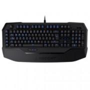 Клавиатура Roccat Ryos MK PRO, механична, гейминг, Cherry MX Black суичове, програмируеми бутони, USB