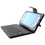 Callmate Bluetooth Keyboard with Leather Case