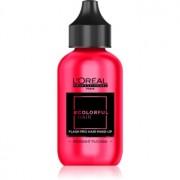 L'Oréal Professionnel Colorful Hair Pro Hair Make-up maquillaje para cabello 1 día tono Midnight Fuchsia 60 ml