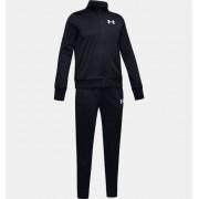 Under Armour Girls' UA Knit Track Suit Black YSM