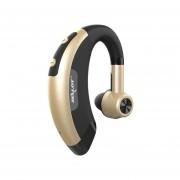 Audífonos Bluetooth Manos Libres Inalámbricos, ZEALOT E1 Inalambricos Voyager Legend Auricular Audifonos Bluetooth Manos Libres Manos Libres Auriculares (Oro)