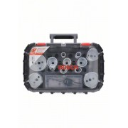 Боркорони карбидни комплект, 13 части Endurance for Heavy Duty, 2608594186, BOSCH