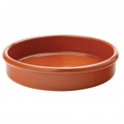 Nisbets Terracotta Tapas Dish 150mm (Pack of 24)