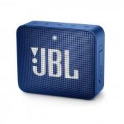 JBL Go 2 Wireless Portable Speaker - безжичен портативен спийкър за мобилни устройства (син)