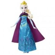 Papusa Frozen - Regatul de gheata Elsa Fashion