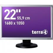 """Wortmann AG Terra 2230W PV, Greenline Plus 22"""" TN+Film Nero, Argento monitor piatto per PC"""